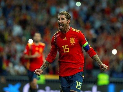 La España de Ramos, lanzada a la Eurocopa 2020