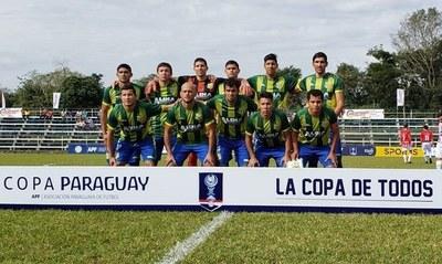 Copa Paraguay: Tempranera eliminación del 19 de Marzo