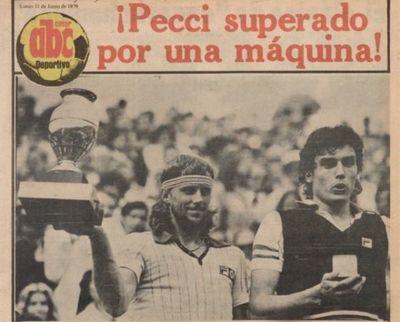 40 años de la hazaña de Pecci