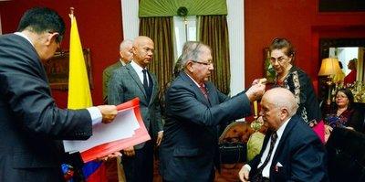 Homenaje al Dr. Artemio Bracho