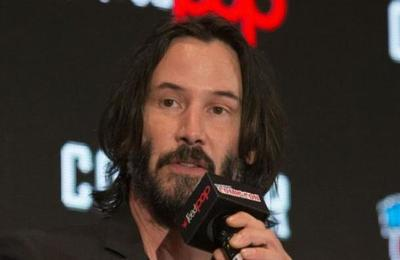 La reacción de Keanu Reeves al enterarse de que es el nuevo