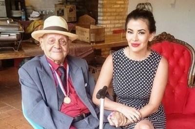 El abuelo de Marly Figueredo peleó en la guerra del Chaco