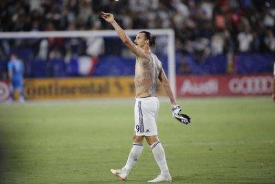 Ibrahimovic, el mejor pagado en la MLS