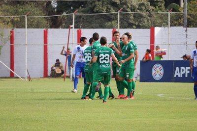Dos clasificados más en la Copa Paraguay