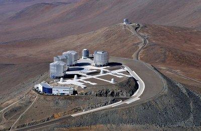 Comienza a funcionar en Chile un nuevo buscador de planetas como la Tierra