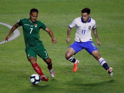 Reviví el paso a paso del triunfo de Brasil ante Bolivia