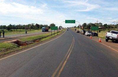 Inauguraron parte ampliada de Ruta VII