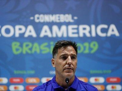 """Eduardo Berizzo: """"Buscaremos manejar mejor la pelota"""""""