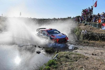Dani Sordo gana el Rally de Cerdeña