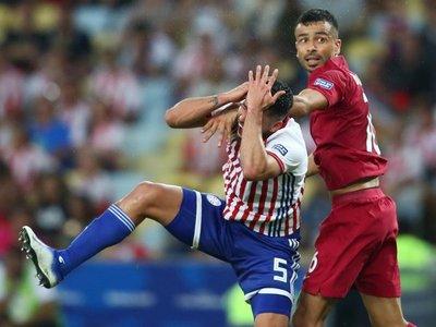 Así fue el paso a paso del partido Paraguay-Qatar