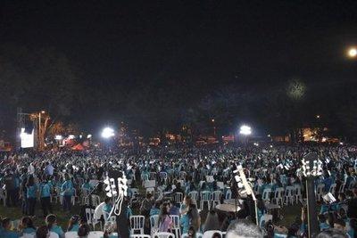 Música de 1.000 instrumentos en Yaguarón