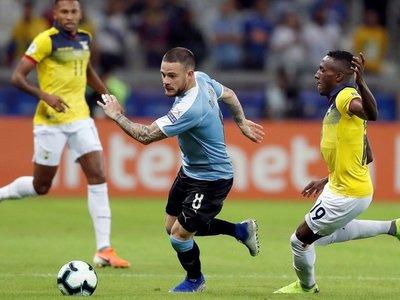Reviví el paso a paso de la aplastante victoria de Uruguay