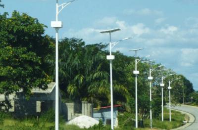 Refuerzo en seguridad vial con energía renovable y limpia