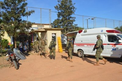 Militares para custodiar cárcel