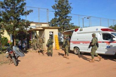 Plantearán que militares custodien las cárceles