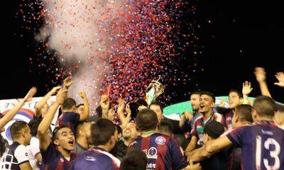 Cerro de Franco es el nuevo monarca de la Liga Paranaense