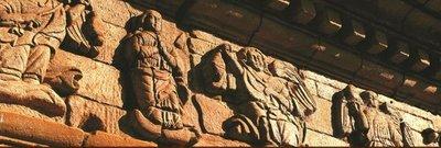 El Templo de Trinidad del Paraná y sus Frisos de los Ángeles Músicos