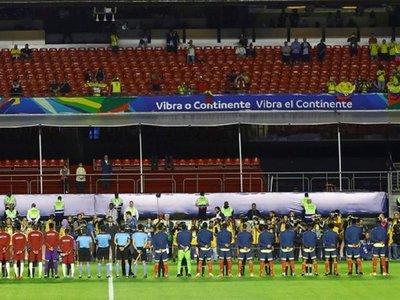 Los cinco colombianos que no estarían ante Paraguay para evitar posible suspensión