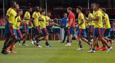 ¿Por qué Colombia jugaría con un equipo alternativo?