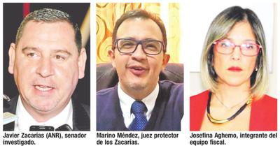 Fiscalía apela resolución de juez Méndez que blanqueó a Zacarías