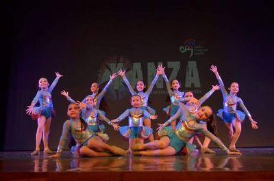 Festival de danzas en el CPJ