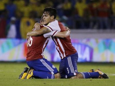 En Copa América, los números favorecen a Paraguay
