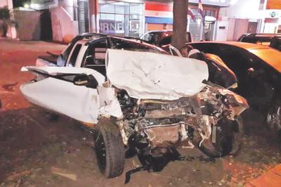 Imprudencia y alcohol causan fatal accidente