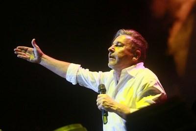 Ricardo Montaner agradeció a Marito Abdo