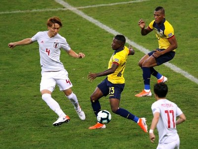 Así fue el paso a paso del empate que favoreció a Paraguay