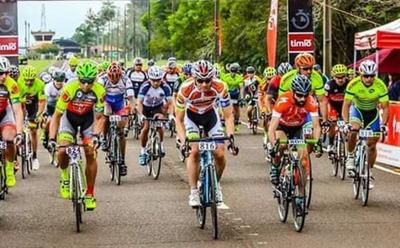 Organizan otra edición de ciclismo Giro de Hernandarias