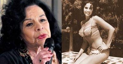 """HOY / El día en que Isabel Sarli """"a  pedido"""" de Roa Bastos se  desnudó y revolucionó'"""