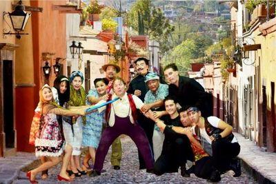 Teatro popular con Kalaito Contrera
