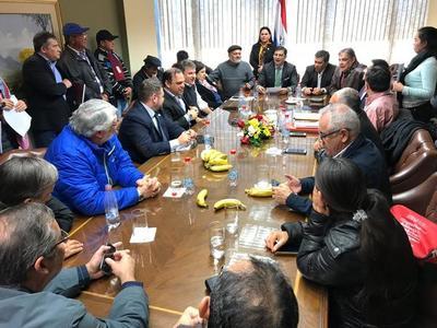 Tras firma de acuerdo, campesinos retornarán a sus comunidades