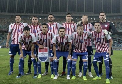 Paraguay pierde ante Brasil, según la pruebera