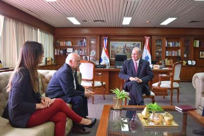 Paraguay, invitado de honor en Goya
