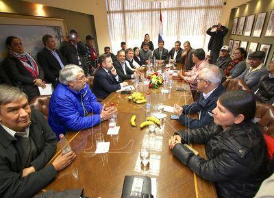 Campesinos firmaron acuerdos con el Gobierno y retornaron al campo