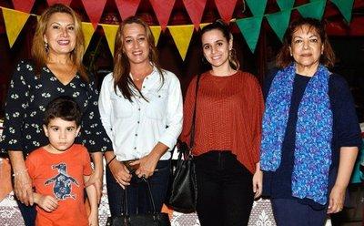 Fiesta de San Juan del Club Internacional de Tenis