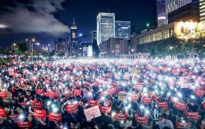 Hong Kong busca apoyo en su lucha