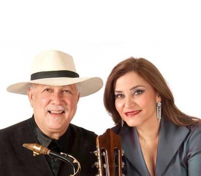 Berta Rojas y Paquito D'Rivera unidos por el techaga'u de Mangoré