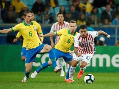 Así fue el paso a paso de la derrota albirroja ante Brasil