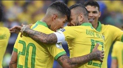 Fuerte multa de Conmebol a Brasil y Uruguay