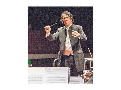 Solista y orquesta de Chile estrenan nueva obra de Diego Sánchez Haase