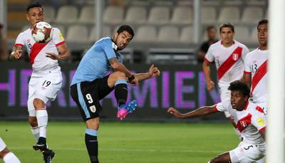 Ultimo boleto a semifinales se dará hoy entre Uruguay y Perú