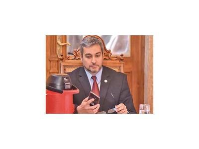 Entrevista exclusiva a Mario Abdo Benítez por  Noticias PY