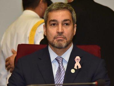 Entrevista exclusiva a Mario Abdo Benítez por NoticiasPy