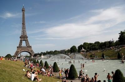 Ola de calor empieza a retroceder en Europa
