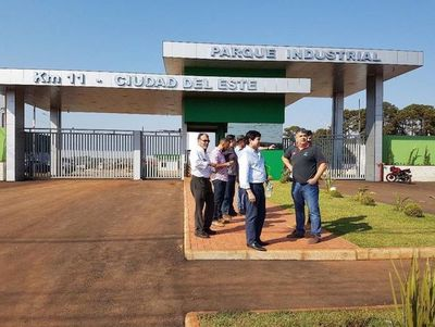En 2017 Alto Paraná sumó dos nuevos parques industriales por USD 8 millones