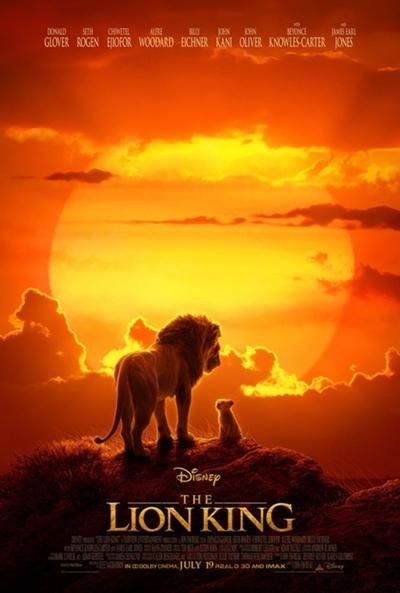 """A días de su reestreno, """"El Rey León"""" pisa fuerte en Disneyland"""