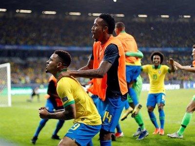 Así fue el paso a paso del triunfo de Brasil ante Argentina