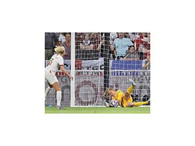 EEUU se instala en la final del Mundial Femenino